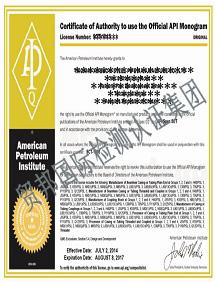 美国API认证服务